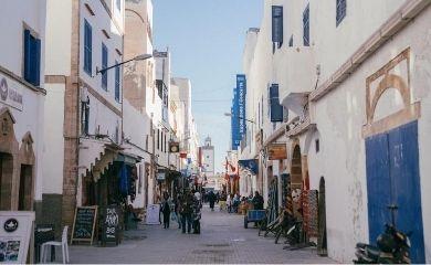 エッサウィラの旧市街
