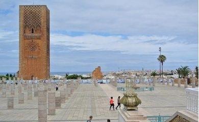 ラバト・ハッサンの塔