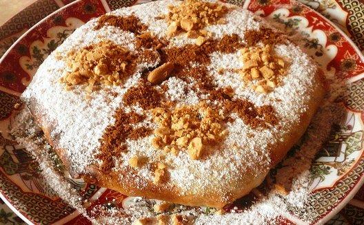 モロッコ料理パスティラ